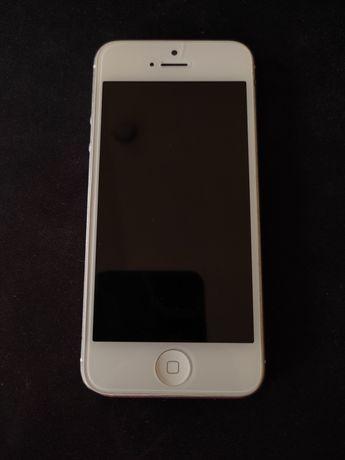 iPhone 5 Silver, неробочий, заблокований, iCloud Locked