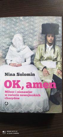 """""""OK,amen"""" Nina Solomin"""