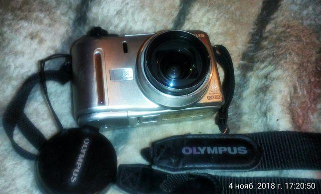 Фотоапарат Olympus camedia c-740