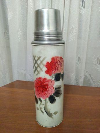 Термос  китайский  1 литр