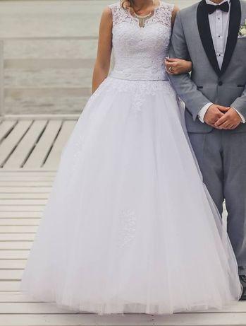 Suknia ślubna śliczna Princesska