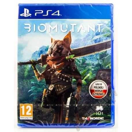 Biomutant PL PlayStation 4  PROMOCJA !!!