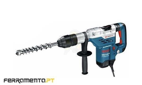Martelo SDS-Max Bosch GBH 5-40 DCE Professional