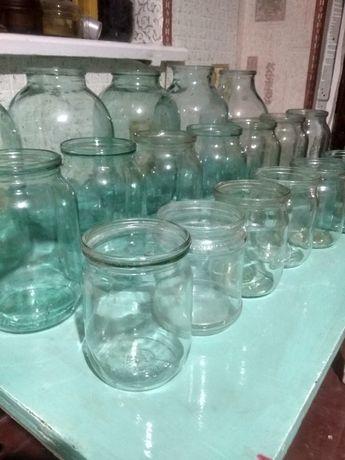 Продам банки, стаканы