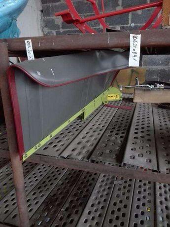 Fartuch mechaniczny do przetrząsacza Claas