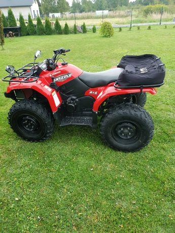 Quad Yamaha Grizzly 450 4x4