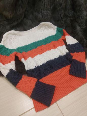 Вязаный свитер турецкий