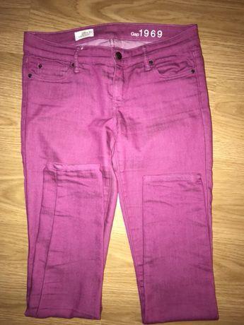 Calças rosa da GAP