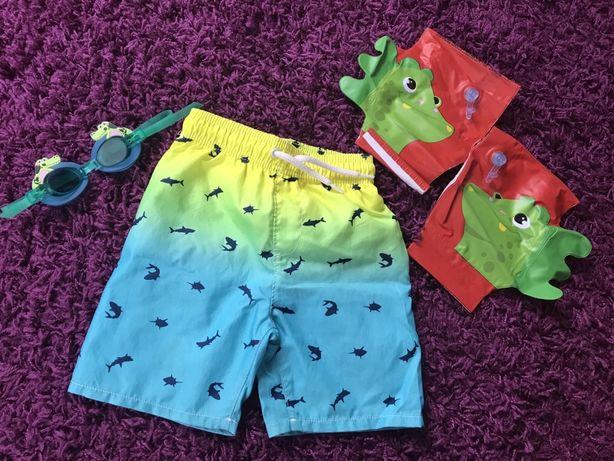 Плавки купательные шорты Children's Place 3Т