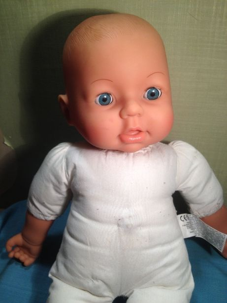 Кукла пупс Баер 45 см Германия озвучен