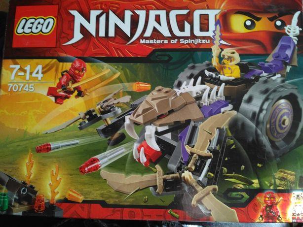 lego Ninjago Masters of Spinjitzu 70745