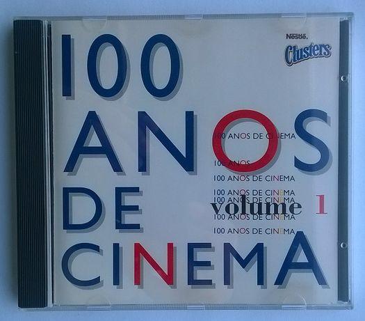 CD 100 Anos de Cinema Vol. I