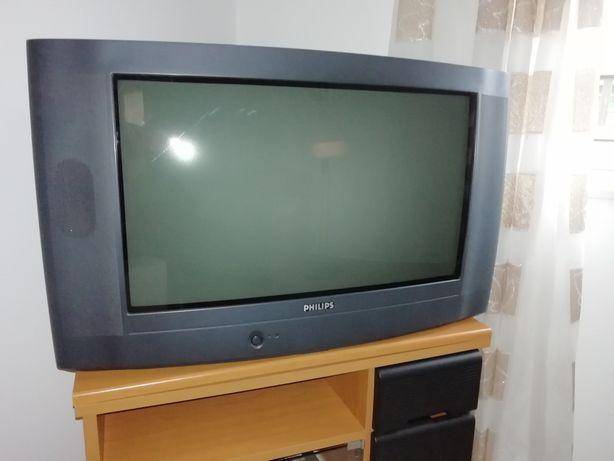 """Televisão de marca """"Philips"""""""