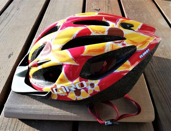 Kask rowerowy GIRO Flurry Youth