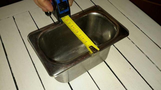 Assadeiras recipientes para recheud e banho maria