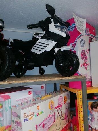 Motor Ścigacz na akumulator dla dzieci Odbiór wysyłka