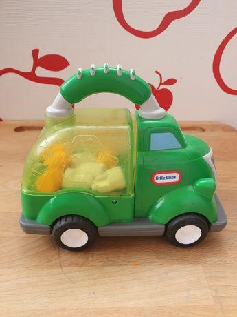 Машина little tikes мусоровоз