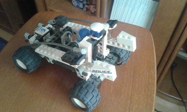 Lego carro policia