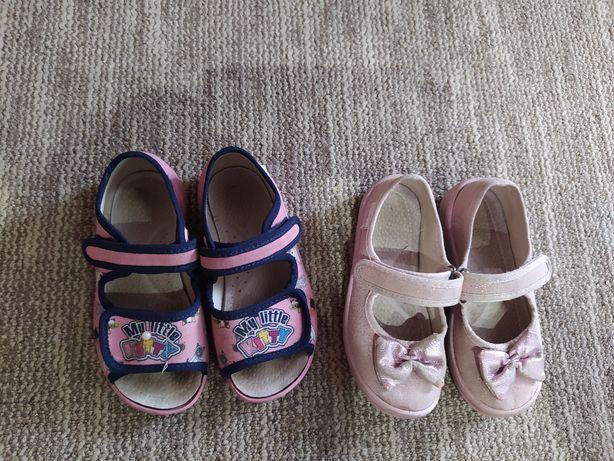 Waldi тапочки текстильные мокасины сандали босоножки