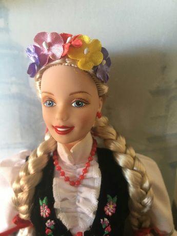 Barbie  ! Colecção c/ suporte! Em caixa!