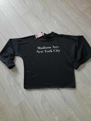 Bluza typu oversize