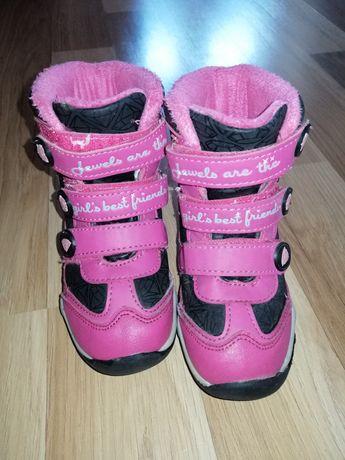 Buty zimowe, śniegowce 27
