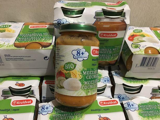 Органічне харчування 200 гр. детское питание пюре овочі овощи