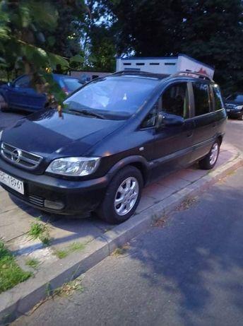Opel Zafira 1.8 16v B+G