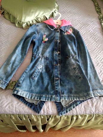 Куртки, кардиган для девочки