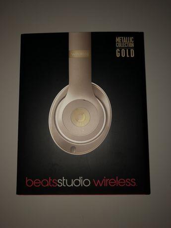 Słuchawki Beats Studio Wireless Metallic Collection Gold