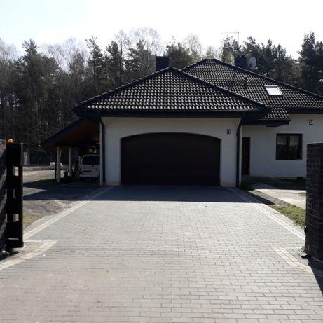 Dom przy lesie Czyżeminek