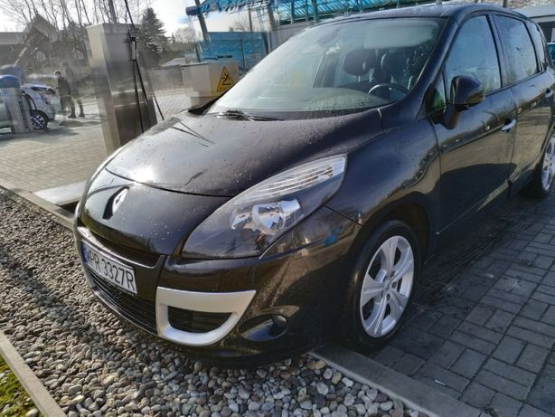 Renault Megane Scenic 1.4 Tce, benzyna, climatronic.