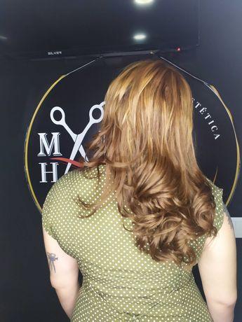 Atentamente a domiciliar, Hair Styler Luana