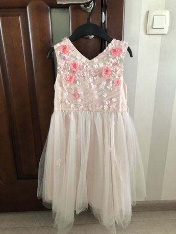 Платье monsoon на 9 лет