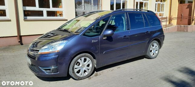 Citroën C4 Grand Picasso Citroen C4 Grand picasso 2010r exclusive 7osobowy welur 2.0hdi