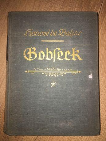 Balzac - livro em Alemão