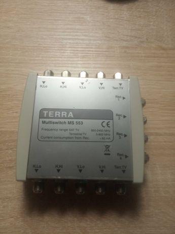 Rozdzieczacz anten Terra