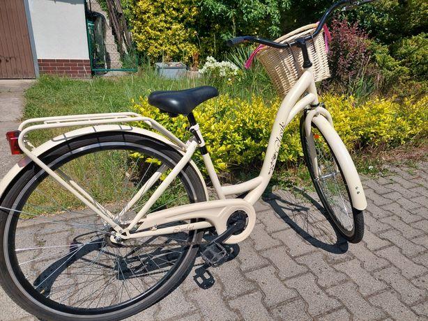 Rower comfort city bike classic retro