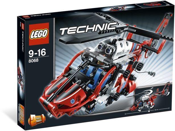 Klocki LEGO TECHNIC - Helikopter ratunkowy nr zestawu 8068