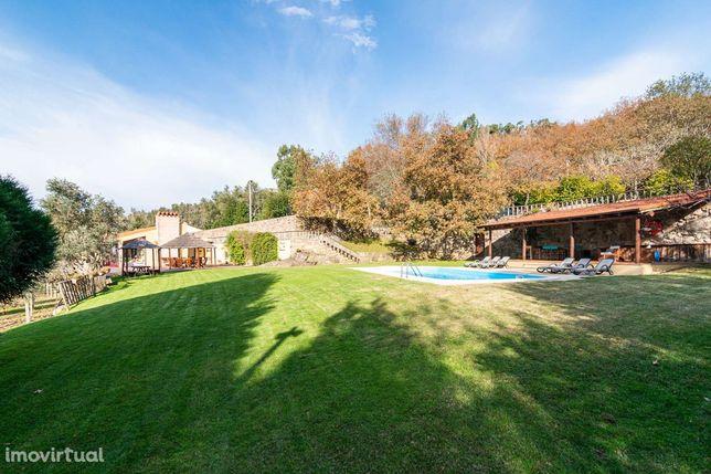 Quinta T6 em Marco de Canaveses na margem direita do rio Douro