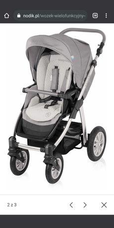 Wózek Dotty Baby Design z dużą gondola