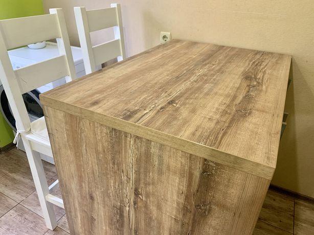 Стол для кухни, обеденный, барный, тумба