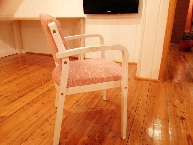 Wygodne krzesło - rozkładane z wymiennym materiałem