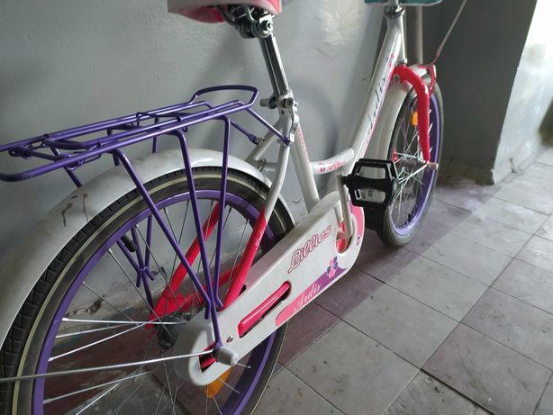 """Велосипед б\у в хор.сост. Ardis Lillies BMX 16"""" Бело-фиолетовый"""