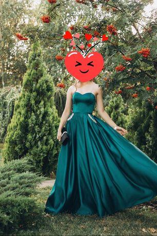 Выпускное, нарядное, торжественное платье ТМ Neonilla
