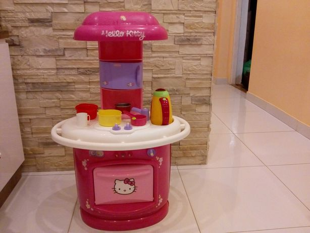 Kuchnia Hello Kitty + akcesoria