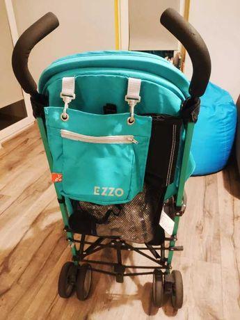 Детская коляска трость EURO-CART EZZO с чехлом на ножки.