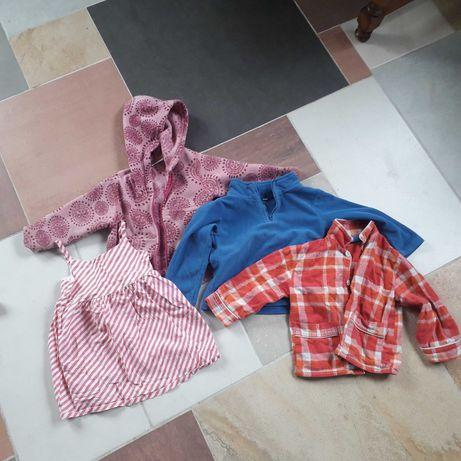 Ubranka dla dziecka/dziewczynki rozmiary 86/92 98/104