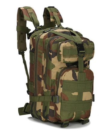 Рюкзак тактический походный, мужской, камуфляжный, туристический