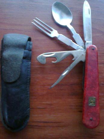 Редкий перочинный нож СССР ( 60 -е годы)